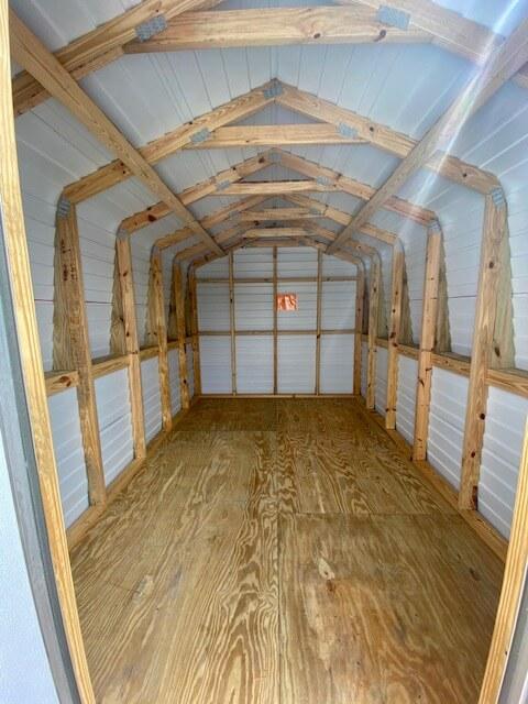 8x12 Ranch Barn