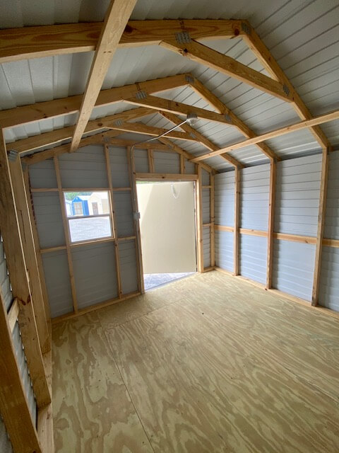 10x10 Eave with 42''