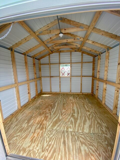 10x10 Eave with 60''
